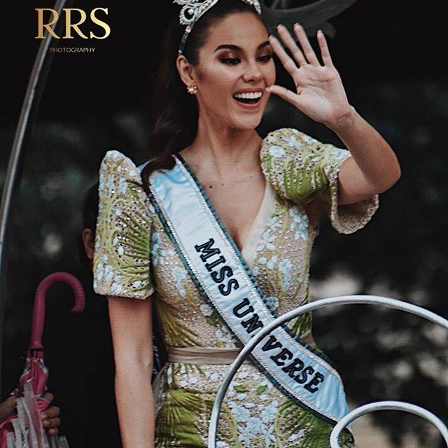 ♔ The Official Thread of MISS UNIVERSE® 2018 Catriona Gray of Philippines ♔ - Page 12 52868311