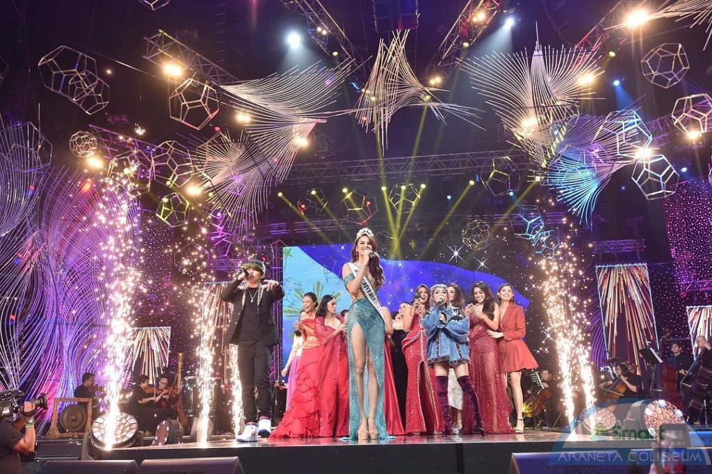 ♔ The Official Thread of MISS UNIVERSE® 2018 Catriona Gray of Philippines ♔ - Page 12 52886910