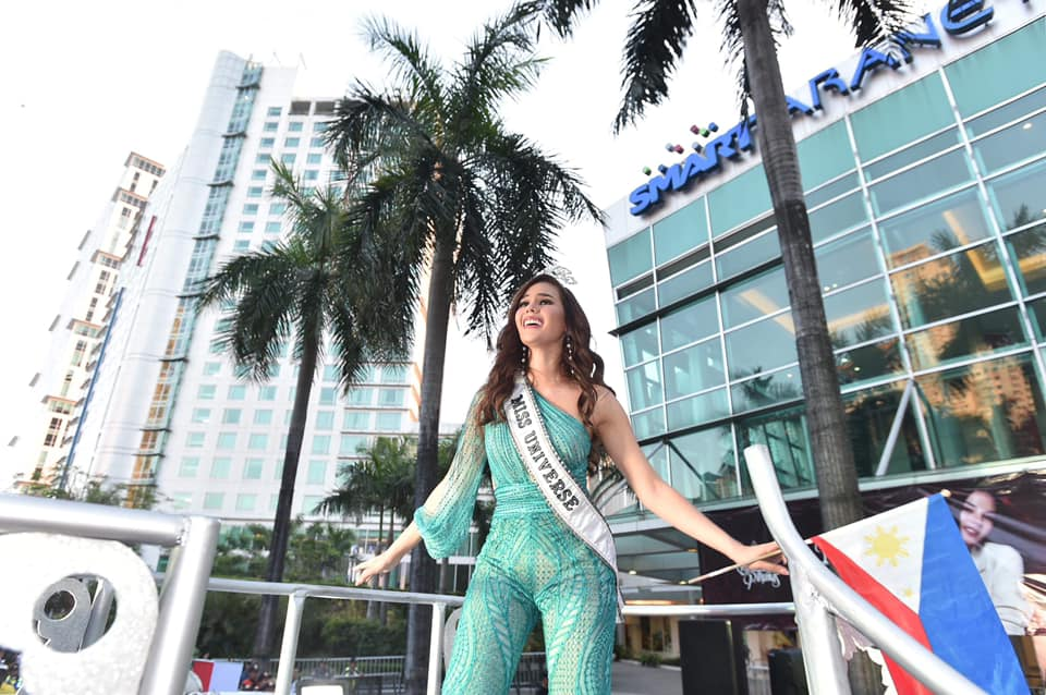 ♔ The Official Thread of MISS UNIVERSE® 2018 Catriona Gray of Philippines ♔ - Page 12 52891110