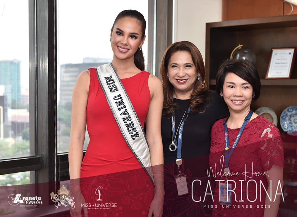 ♔ The Official Thread of MISS UNIVERSE® 2018 Catriona Gray of Philippines ♔ - Page 11 52893110