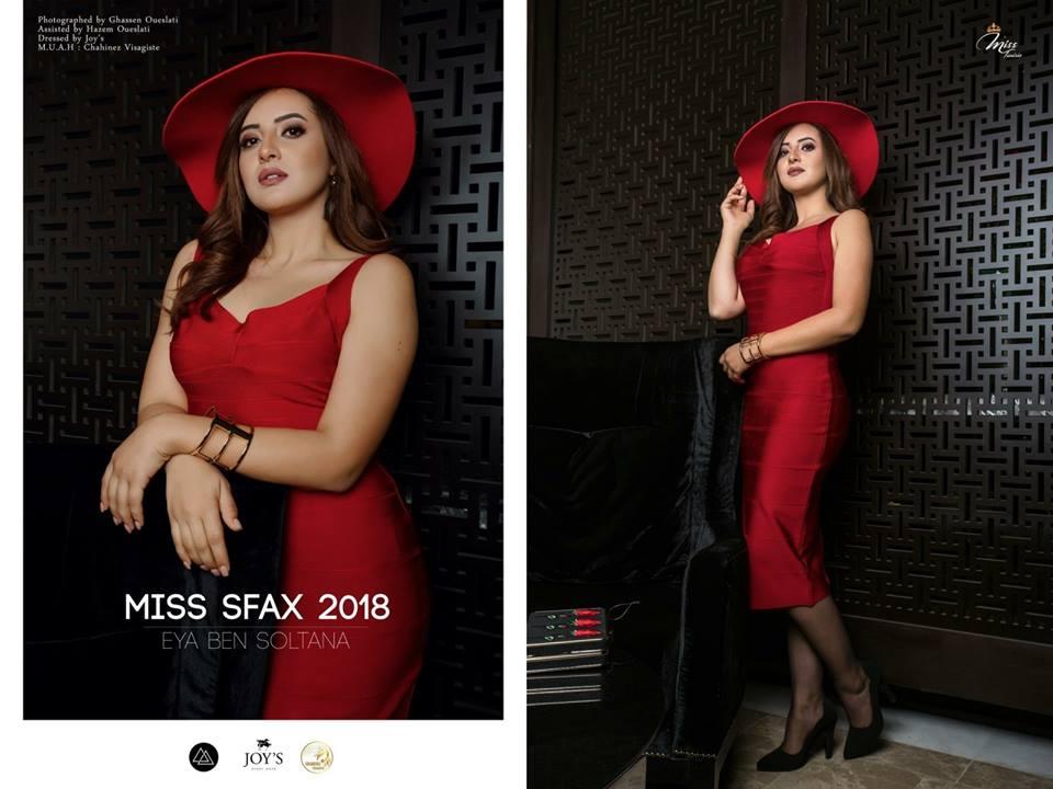Miss Tunisia 2019 is Sabrine Khalifa Mansour  5292