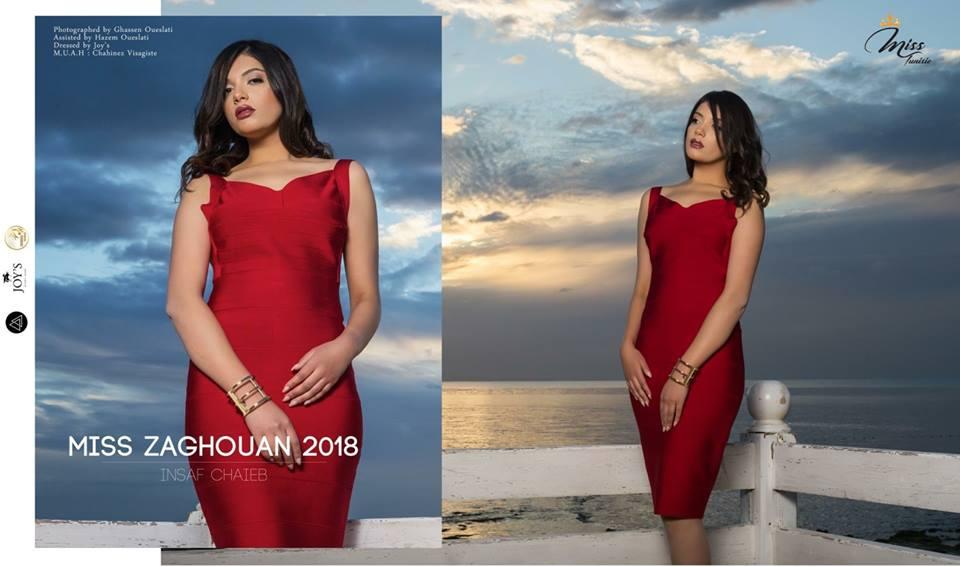 Miss Tunisia 2019 is Sabrine Khalifa Mansour  5293