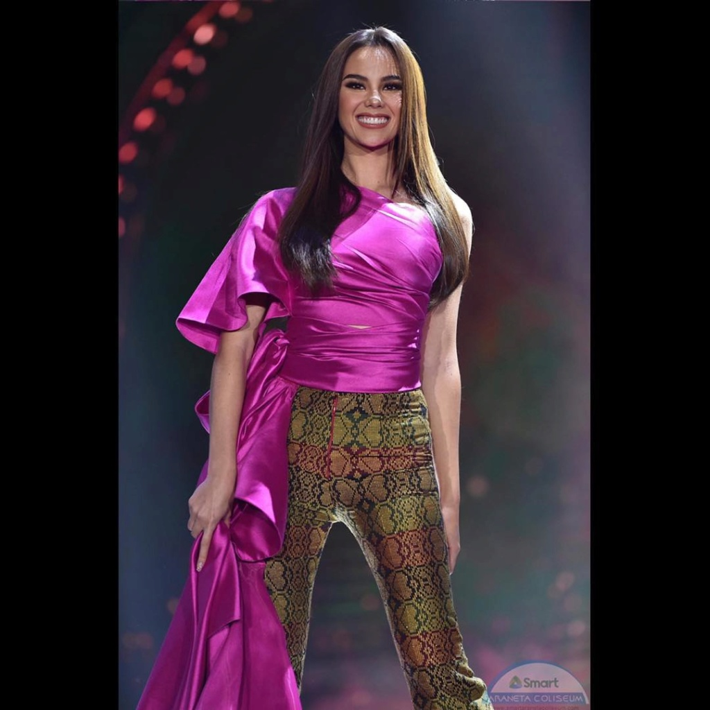 ♔ The Official Thread of MISS UNIVERSE® 2018 Catriona Gray of Philippines ♔ - Page 12 52930310
