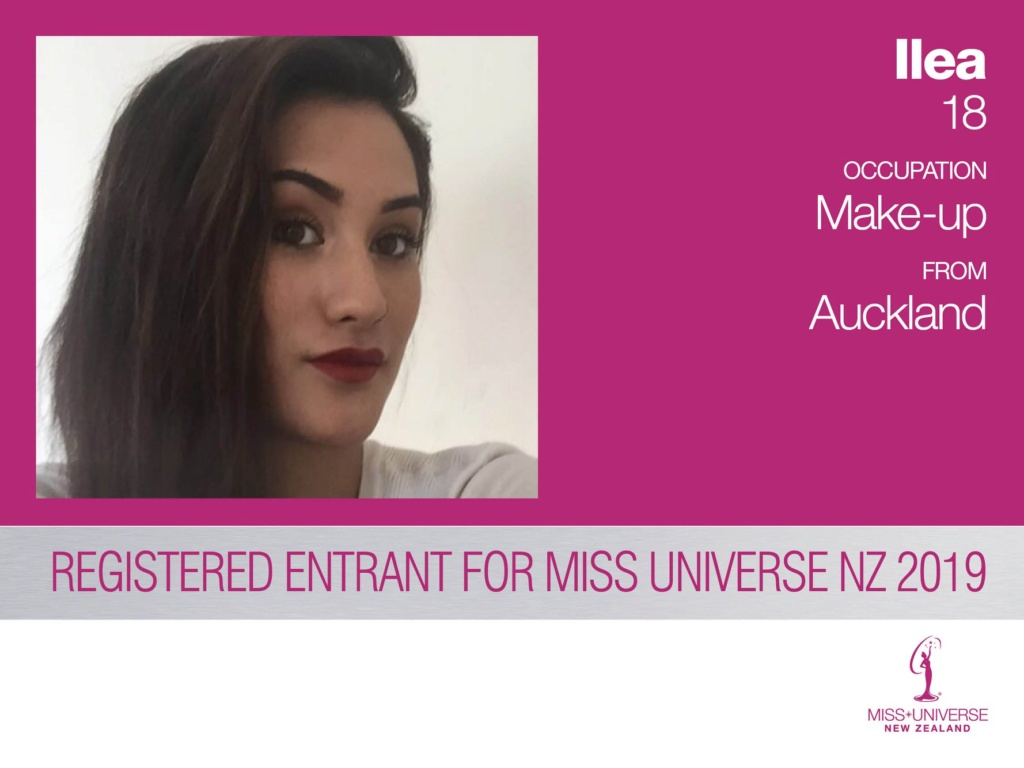 Road to MISS UNIVERSE NEW ZEALAND 2019 52964812