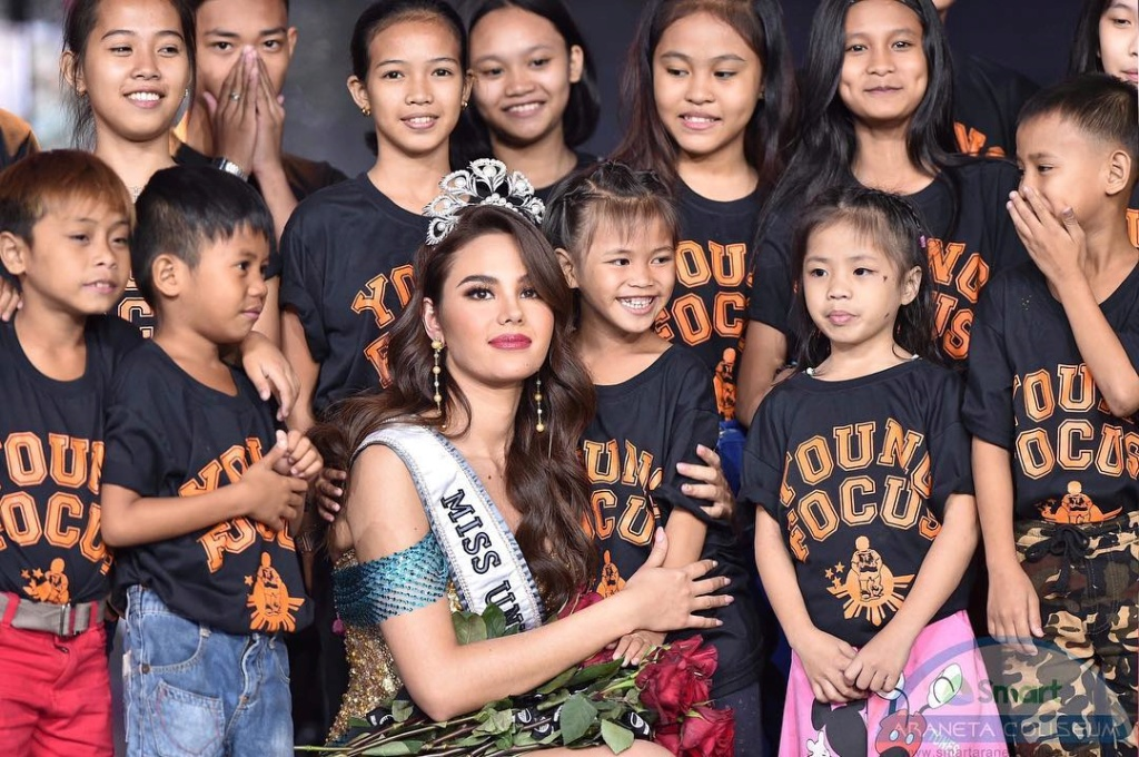 ♔ The Official Thread of MISS UNIVERSE® 2018 Catriona Gray of Philippines ♔ - Page 12 52999910