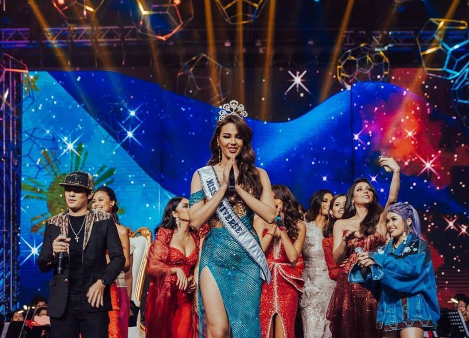 ♔ The Official Thread of MISS UNIVERSE® 2018 Catriona Gray of Philippines ♔ - Page 11 53018012