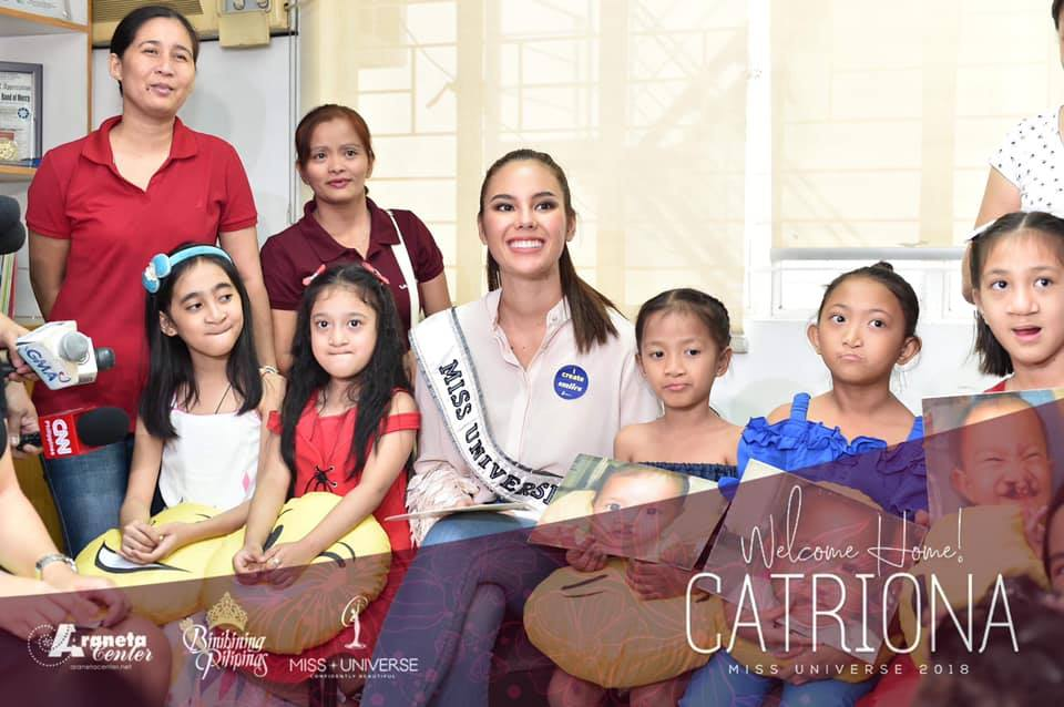 ♔ The Official Thread of MISS UNIVERSE® 2018 Catriona Gray of Philippines ♔ - Page 11 53073111