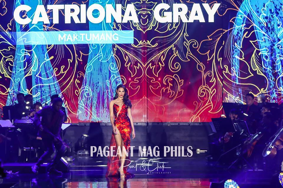 ♔ The Official Thread of MISS UNIVERSE® 2018 Catriona Gray of Philippines ♔ - Page 11 53088210