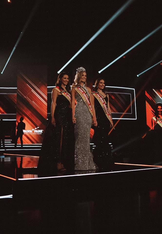 MISS GERMANY 2019 is Nadine Berneis 53220410