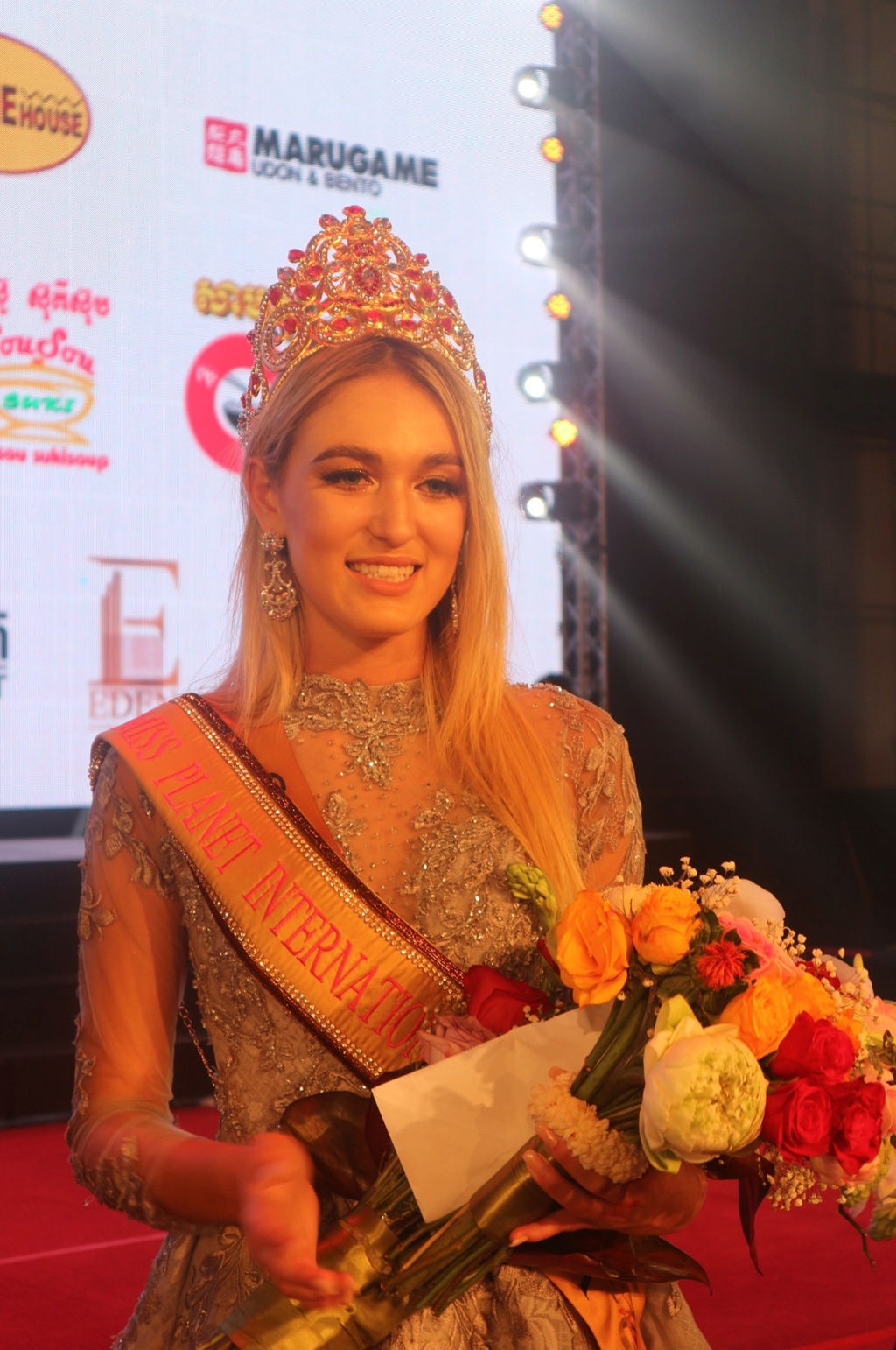 Miss Planet International 2019 is Monique Best from South Africa  - Page 2 53238210