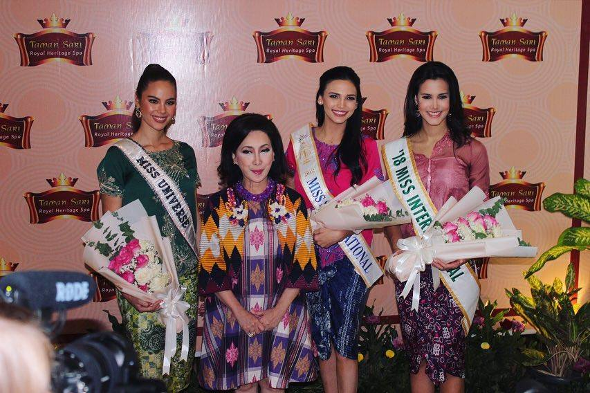♔ The Official Thread of MISS UNIVERSE® 2018 Catriona Gray of Philippines ♔ - Page 12 53253010