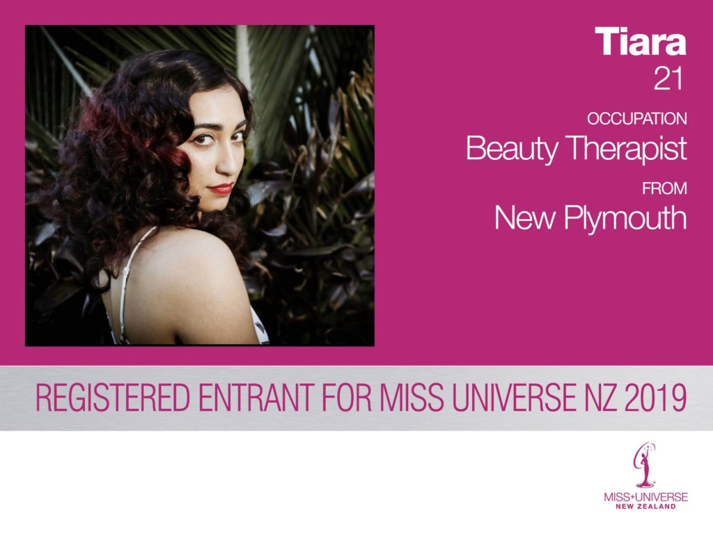 Road to MISS UNIVERSE NEW ZEALAND 2019 53268211
