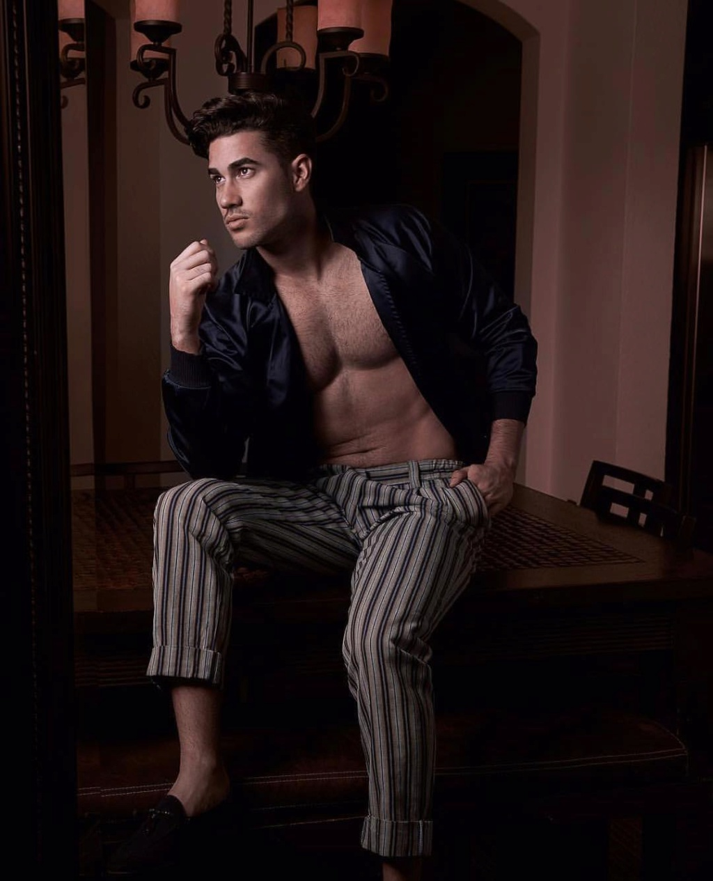 The Official thread of MISTER GLOBAL 2018: DARIO DUQUE OF USA - Page 2 53354611