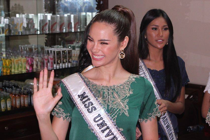 ♔ The Official Thread of MISS UNIVERSE® 2018 Catriona Gray of Philippines ♔ - Page 12 53415014
