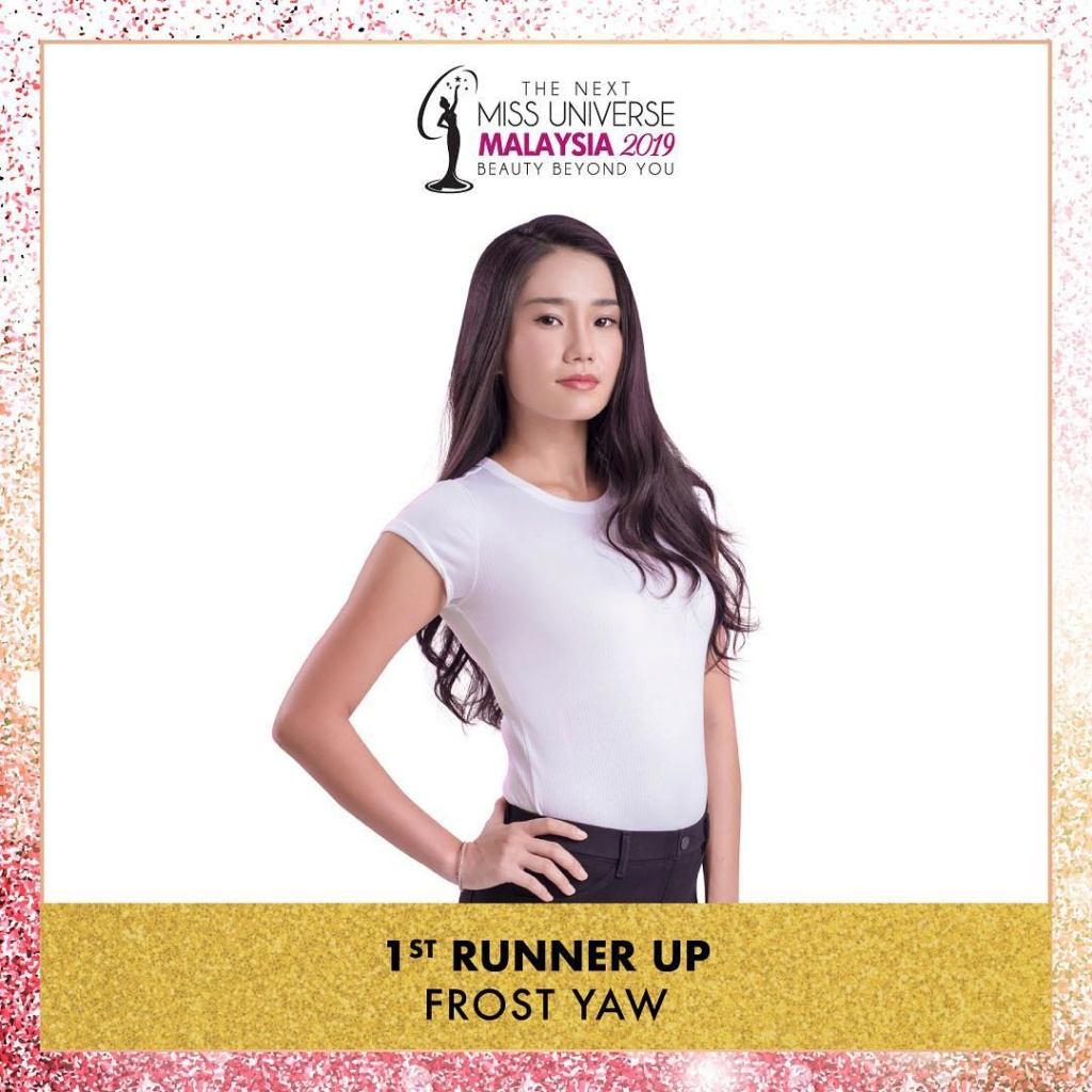 Road to MISS UNIVERSE MALAYSIA 2019 - Results - Page 3 53425511