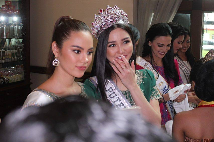 ♔ The Official Thread of MISS UNIVERSE® 2018 Catriona Gray of Philippines ♔ - Page 12 53470910