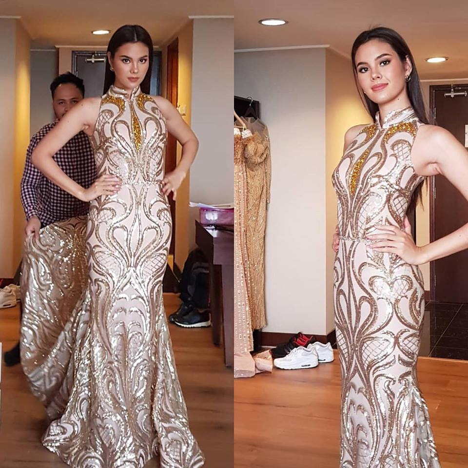 ♔ The Official Thread of MISS UNIVERSE® 2018 Catriona Gray of Philippines ♔ - Page 13 53514210