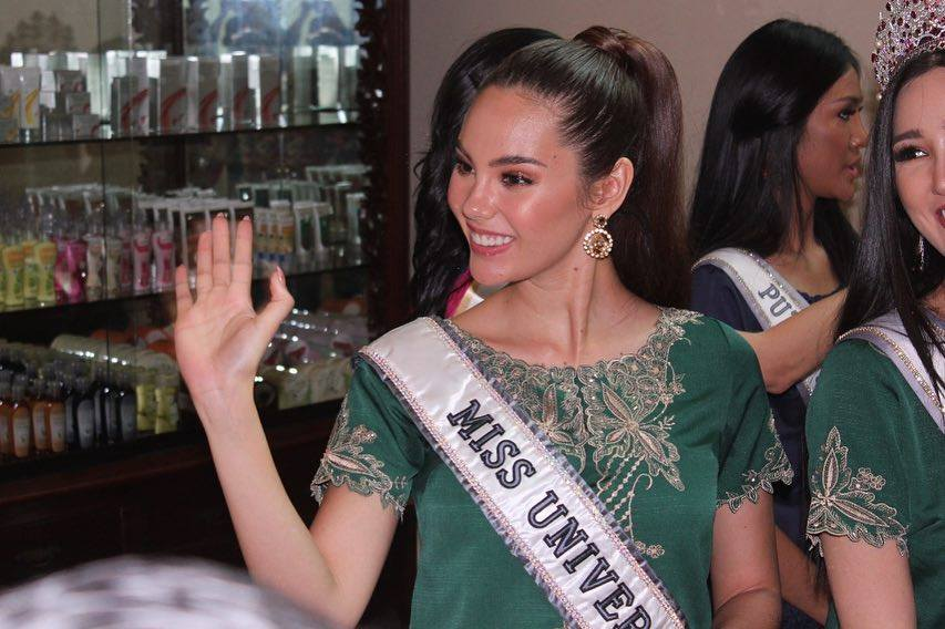 ♔ The Official Thread of MISS UNIVERSE® 2018 Catriona Gray of Philippines ♔ - Page 12 53651611