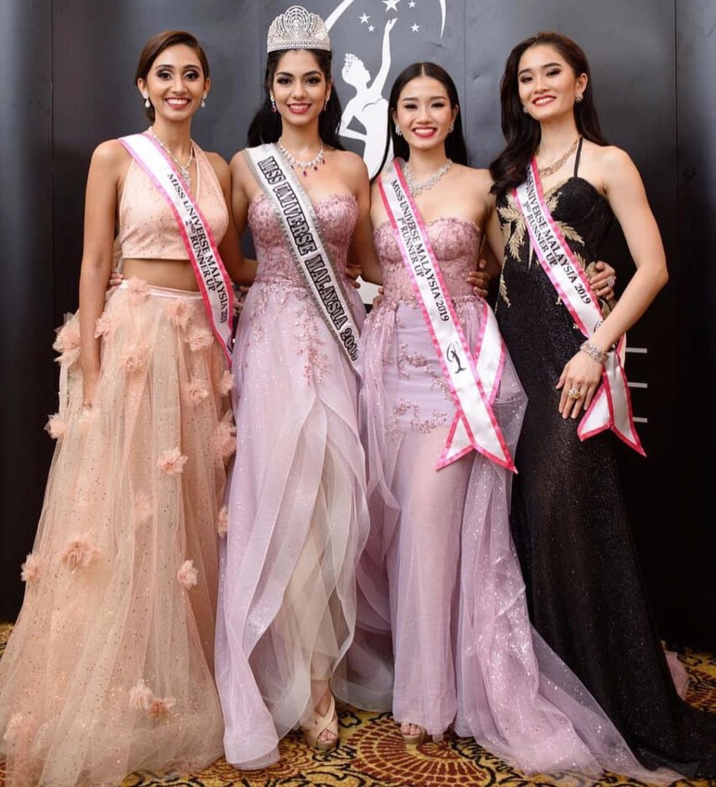 Road to MISS UNIVERSE MALAYSIA 2019 - Results - Page 3 53740511
