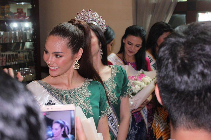 ♔ The Official Thread of MISS UNIVERSE® 2018 Catriona Gray of Philippines ♔ - Page 12 53766510