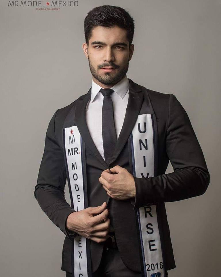 obed calderon, men universe mexico 2018. 53815110