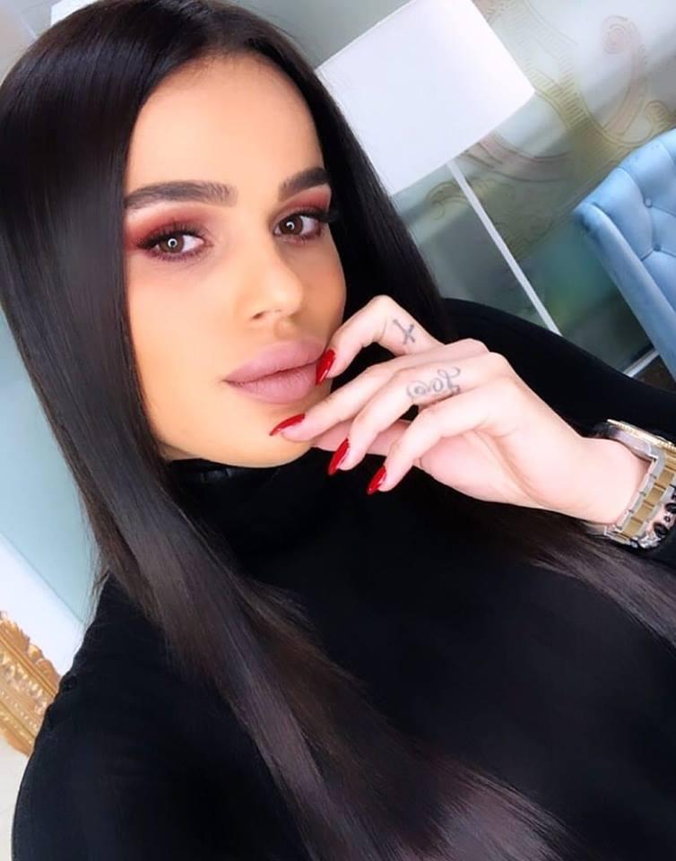 Vesna Gojkovic (MONTENEGRO 2019) - REPLACED 53888910