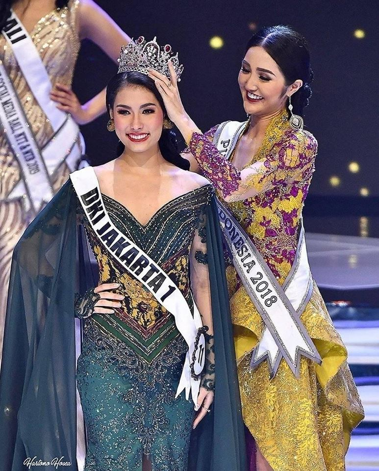 ♔♔♔ ROAD TO MISS UNIVERSE 2019 ♔♔♔ 53903811