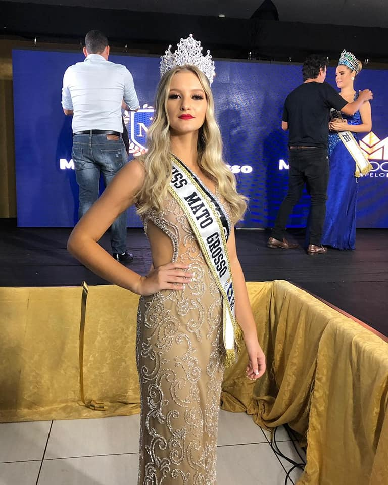 ROAD TO MISS BRASIL MUNDO 2019 is Espírito Santo 53906710