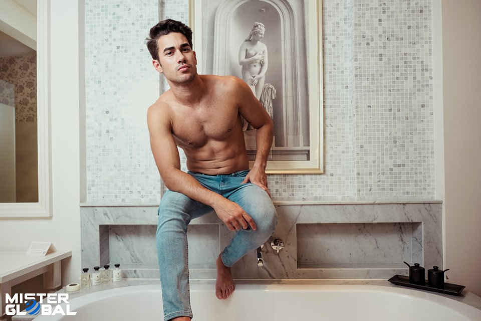 The Official thread of MISTER GLOBAL 2018: DARIO DUQUE OF USA - Page 2 5407
