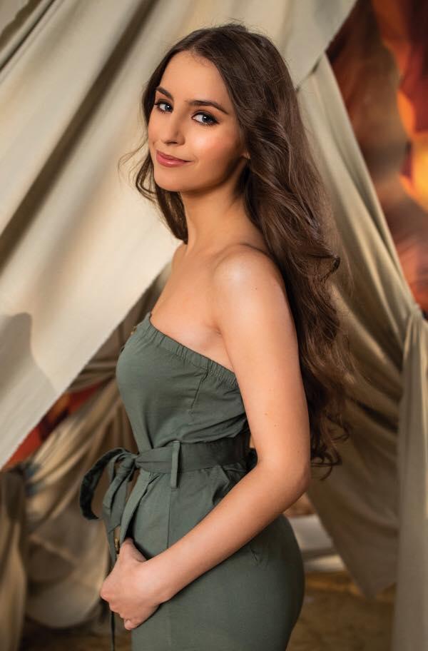 Miss World Hungary 2019 is Krisztina Nagypál  5412