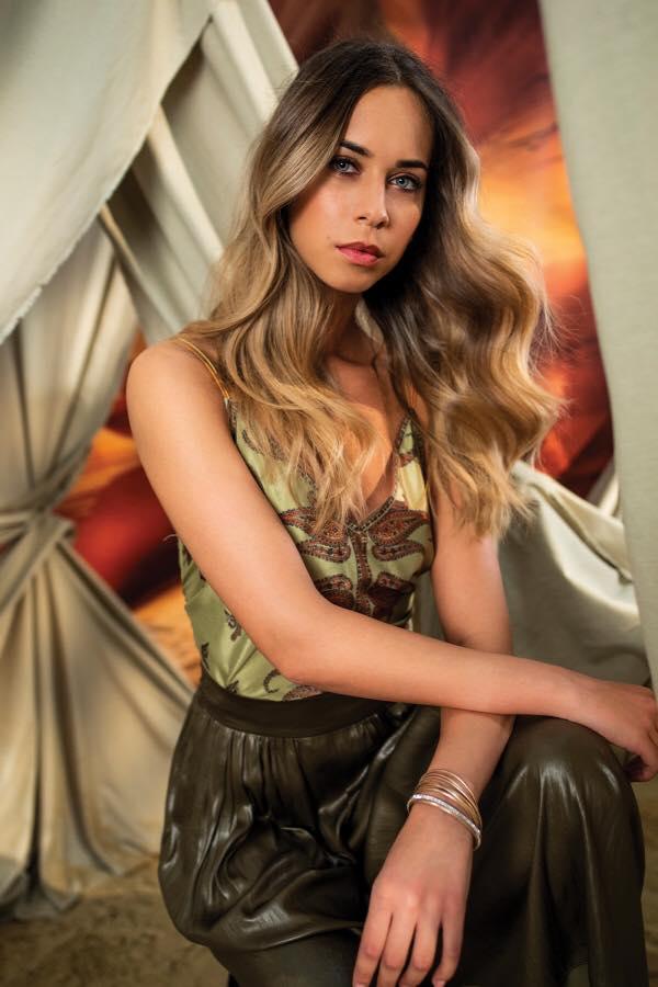 Miss World Hungary 2019 is Krisztina Nagypál  5413