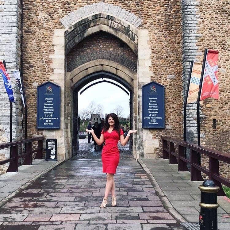 Road to Miss WALES 2019 is Gabriella Francesca Jukes 54350210
