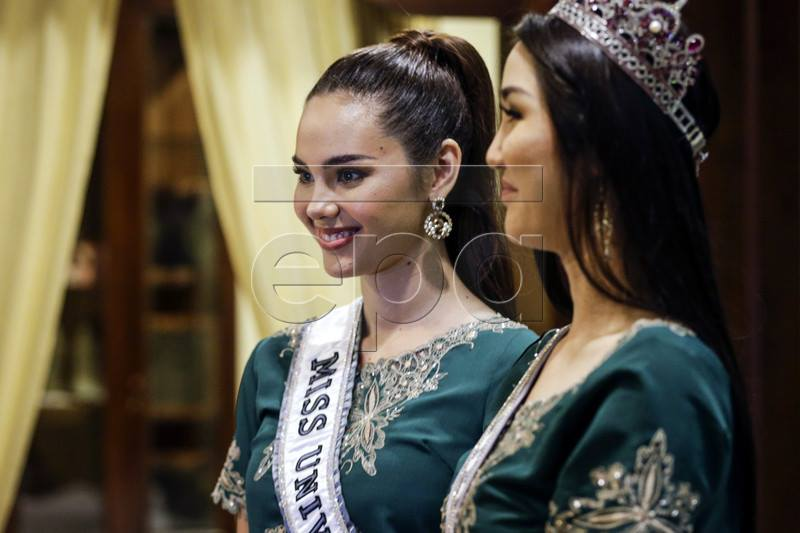♔ The Official Thread of MISS UNIVERSE® 2018 Catriona Gray of Philippines ♔ - Page 12 54424710