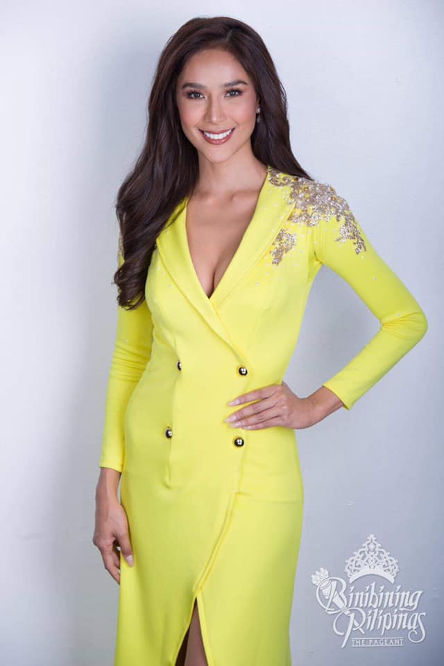 Road to Binibining Pilipinas 2019 - Official Candidates at page 7! - Page 7 54434610