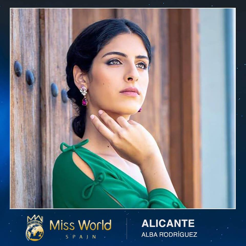 Road to MISS WORLD SPAIN 2019 54515210