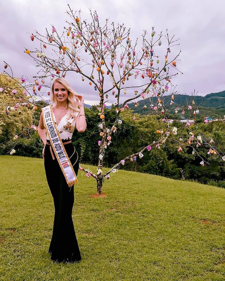 ROAD TO MISS BRASIL MUNDO 2019 is Espírito Santo 54519310