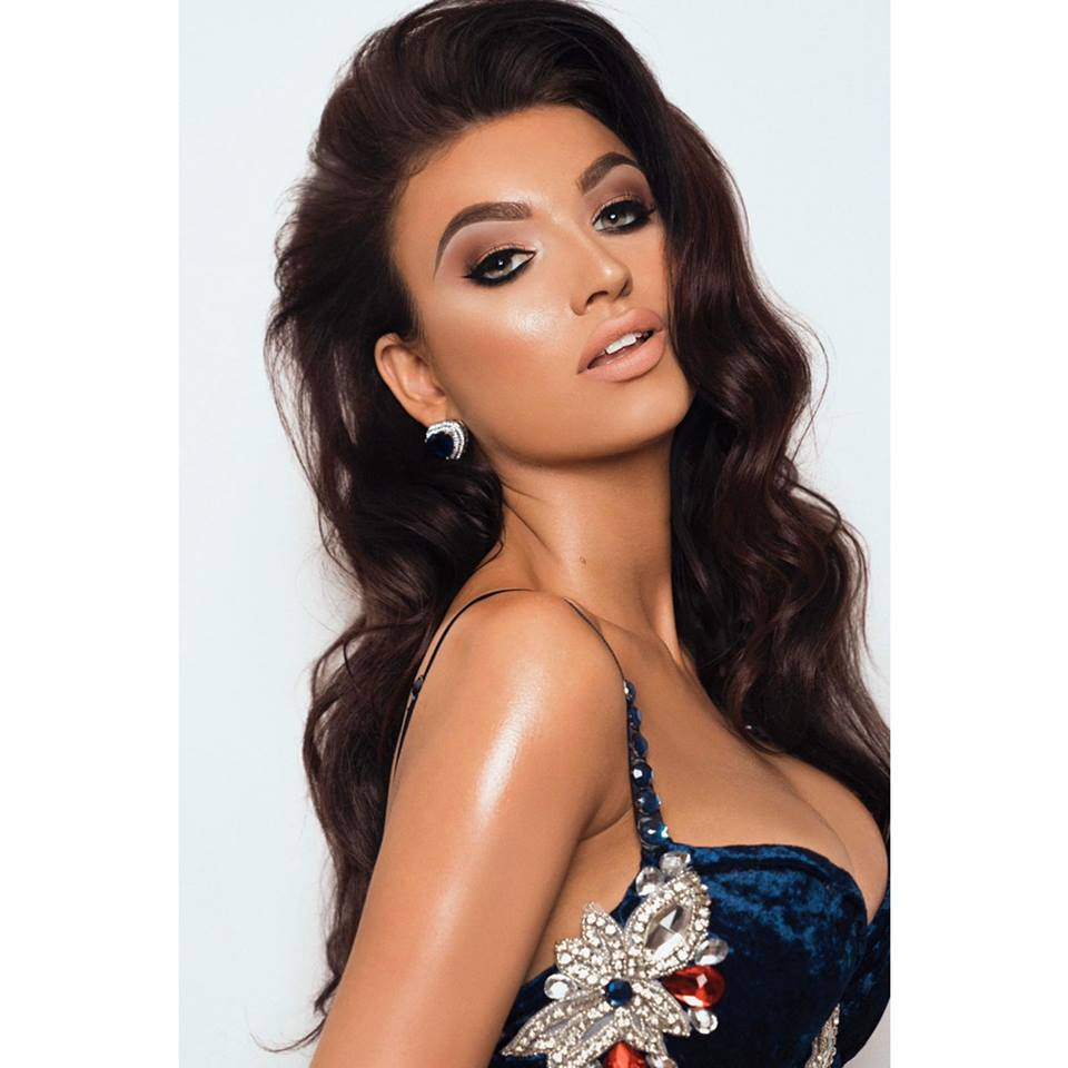 Road to Miss Universe Great Britain 2019 is Emma Victoria Jenkins - Page 2 54729510