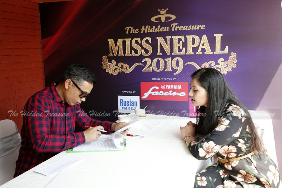 Road to MISS NEPAL 2019 54799110