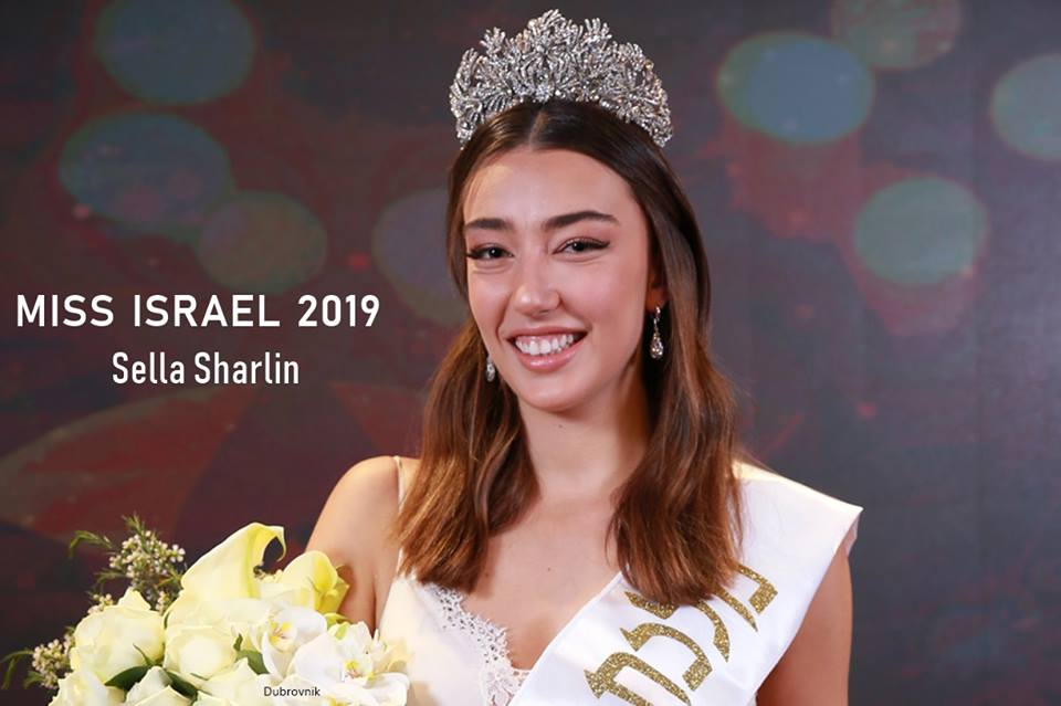 Road to MISS ISRAEL 2019 is Sella Sharlin - Page 2 55465010