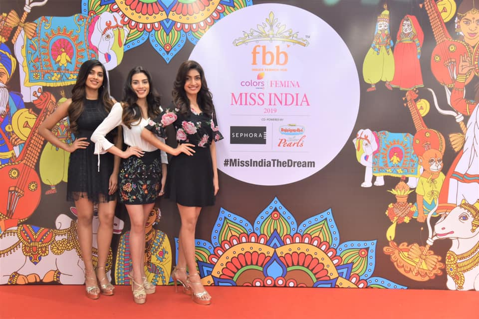 Road to FEMINA MISS INDIA 2019 55485910