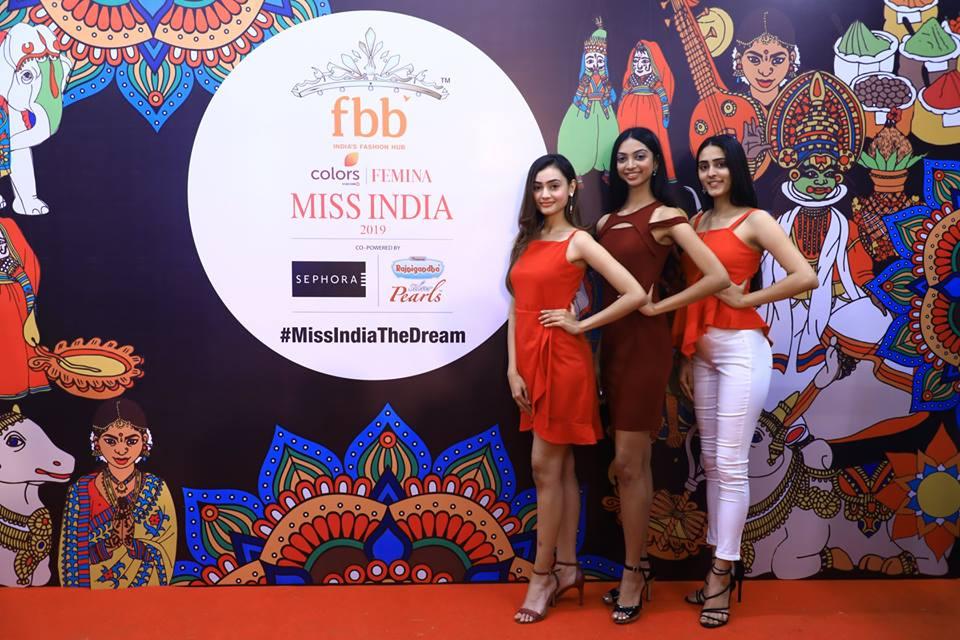 Road to FEMINA MISS INDIA 2019 55489110