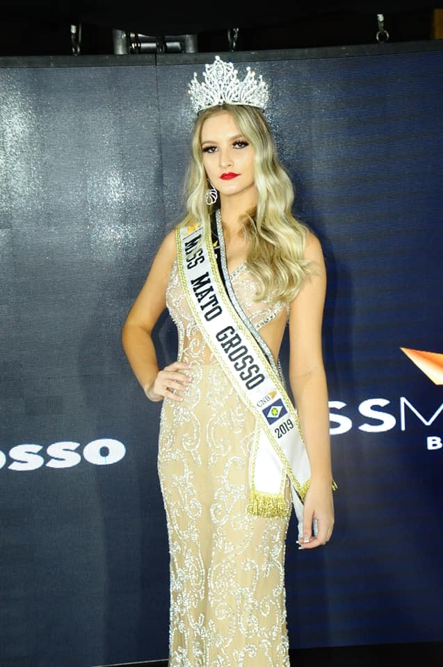 ROAD TO MISS BRASIL MUNDO 2019 is Espírito Santo 55517310