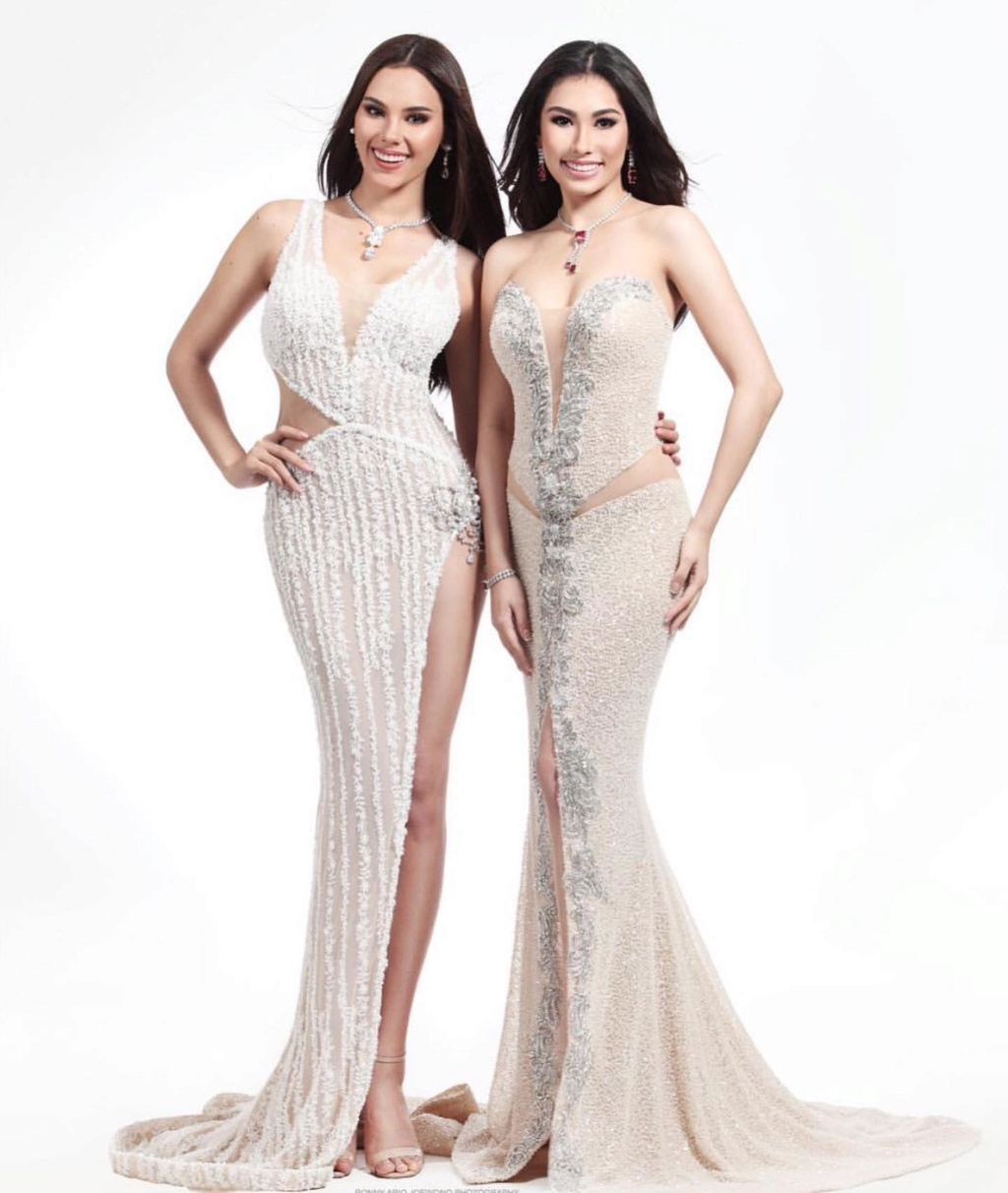 ♔ The Official Thread of MISS UNIVERSE® 2018 Catriona Gray of Philippines ♔ - Page 13 55702110