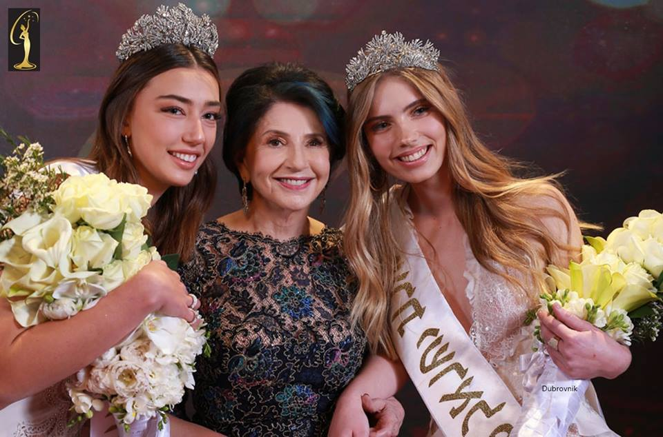 Road to MISS ISRAEL 2019 is Sella Sharlin - Page 2 55813610