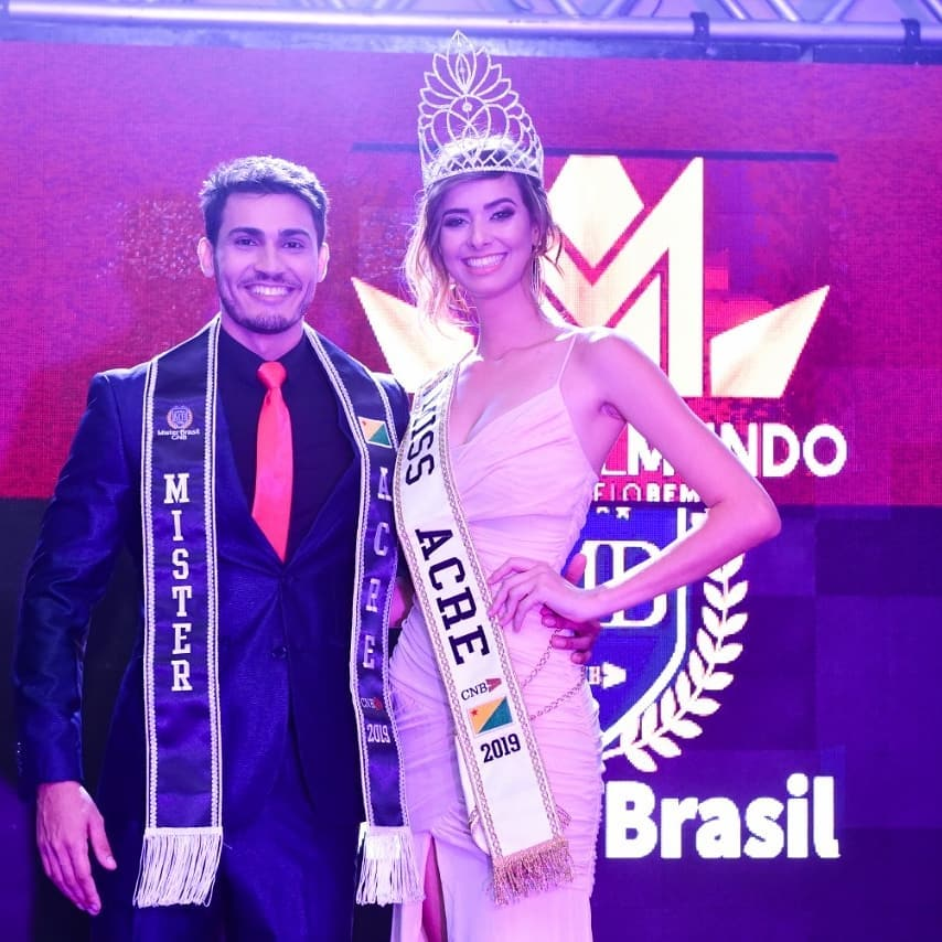 ROAD TO MISS BRASIL MUNDO 2019 is Espírito Santo 55929310