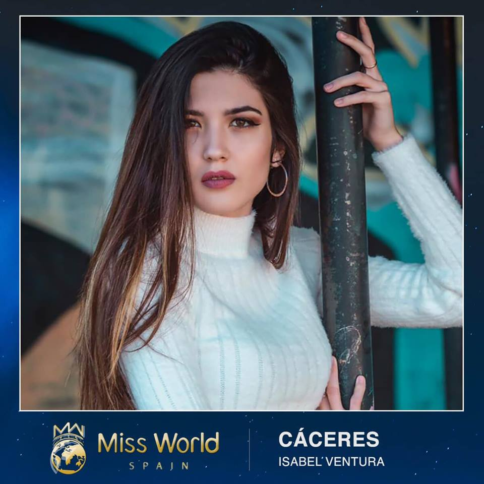 Road to MISS WORLD SPAIN 2019 56174810