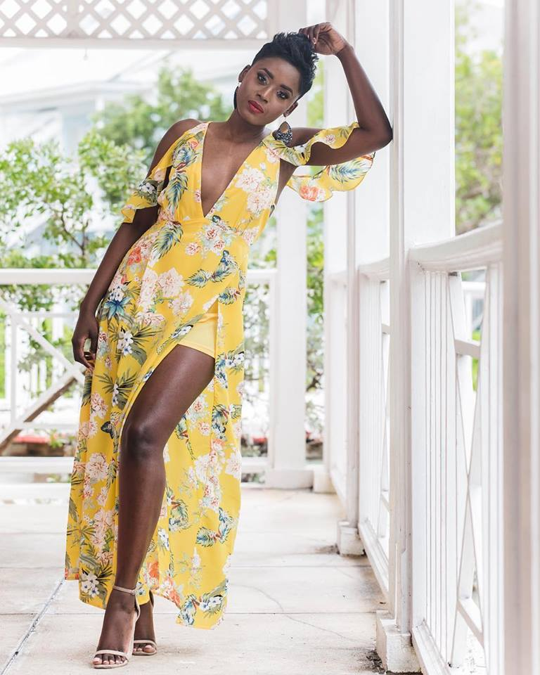 Road to Miss Bahamas World 2019 is Nyah Bandelier 56532410