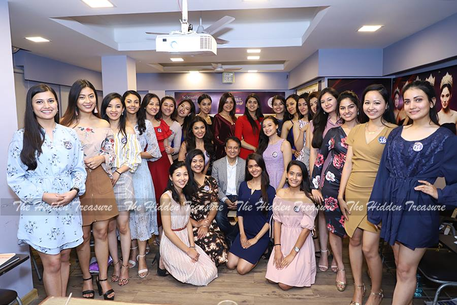 Road to MISS NEPAL 2019 56644812