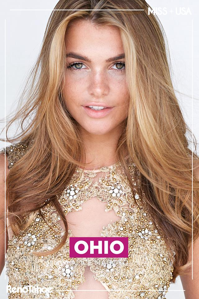 ROAD TO MISS USA 2019 - May 2  - Page 3 56669410