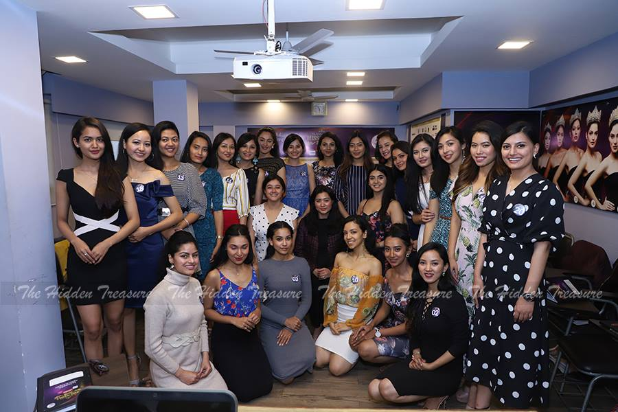 Road to MISS NEPAL 2019 56707510